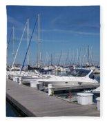 Mckinley Marina 6 Fleece Blanket
