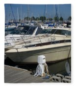 Mckinley Marina 7 Fleece Blanket