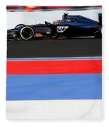 Mclaren F1 Fleece Blanket