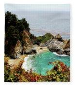 Mcway Falls 2 Fleece Blanket