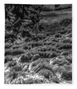 Meadow Of Montaigle Fleece Blanket