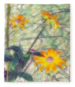 Meadow Out Loud Fleece Blanket