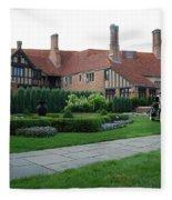 Meadowbrook Hall Fleece Blanket