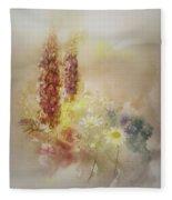 Meadowsweet Fleece Blanket