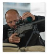 Mechanic Resurrection Fleece Blanket