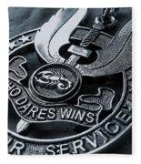 Medal Fleece Blanket