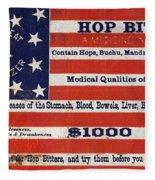 Medicine: Cough Cure Fleece Blanket