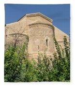 Medieval Abbey - Fossacesia - Italy 7 Fleece Blanket