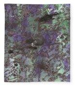 Meditations And Love Letters #15089 Fleece Blanket