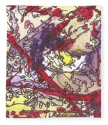 Meditations And Love Letters #15129 Fleece Blanket
