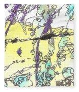 Meditations And Love Letters #15137 Fleece Blanket