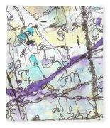 Meditations And Love Letters #15138 Fleece Blanket