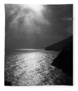 Mediterranean Light Fleece Blanket