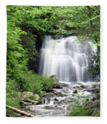 Meigs Falls Fleece Blanket