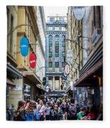 Melbourne City Fleece Blanket
