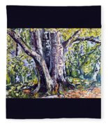 Melch Fleece Blanket