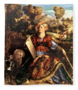 Melissa Circe 1507 Fleece Blanket