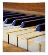 Melodies And Memories Fleece Blanket