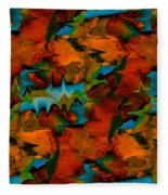 Meltdown Fleece Blanket
