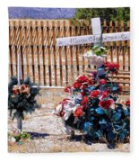 Memorial 1 Fleece Blanket