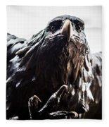 Memorial Eagle Fleece Blanket