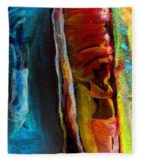 Memory From Africa 01 Fleece Blanket