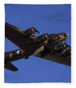 Memphis Belle Fleece Blanket