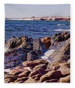 Mer2 Fleece Blanket