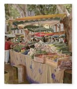 Mercato Provenzale Fleece Blanket