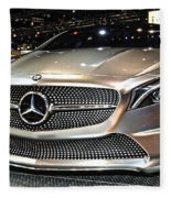 Mercedes Benz Style Coupe Concept Number 1 Fleece Blanket