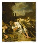 Mercury And Argus 1647 Fleece Blanket