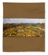 Merlbortice Fleece Blanket