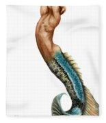 Merman Fleece Blanket
