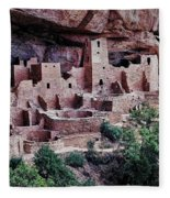 Mesa Verde Fleece Blanket