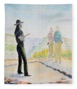 Mesa Verde Ranger Fleece Blanket