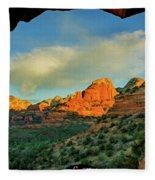 Mescal Mountain 04-012 Fleece Blanket