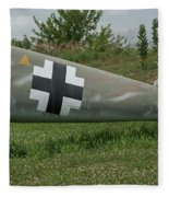 Messerschmitt Bf109 - 3 Fleece Blanket