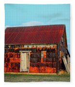 Metal House Fleece Blanket
