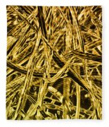 Metallurgy Fleece Blanket