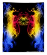Metamorphis Fleece Blanket