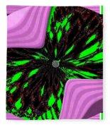 Metamorphose Fleece Blanket