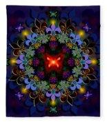 Metamorphosis Dream II  Fleece Blanket