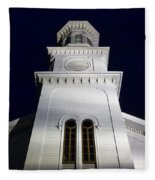 Methodist Steeple Fleece Blanket