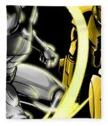 Metroid Fleece Blanket