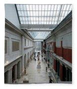 Metropolitan Museum Of Art Fleece Blanket