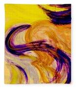 Mexican Waltz Fleece Blanket
