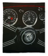 Mga Dash Fleece Blanket