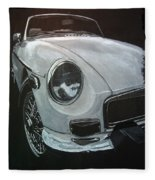 MGB Fleece Blanket