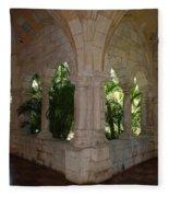 Miami Monastery Fleece Blanket