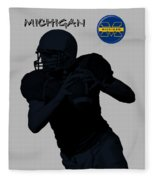 Michigan Football  Fleece Blanket